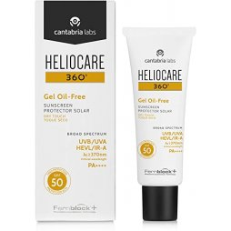 Heliocare 360º Gel oil-free SPF 50 50 ml