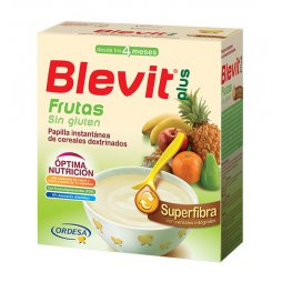 Blevit Plus Superfibra Frutas 600g