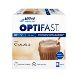 Optifast Chocolate 12 Sobres