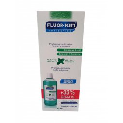 Fluor Kin Anti Caries Enjuague
