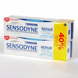 Sensodyne Repair & Protect Fresh Mint duplo