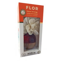 Ambientador Flor Sweet Orange Betres 90ml