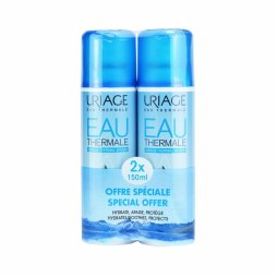 Uriage Agua Thermal Duplo 2x150ml
