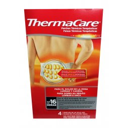 Parche Thermacare Lumbar/Cadera 4ud